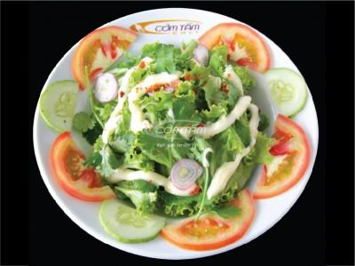 Salad trộn dầu giấm (nhỏ)